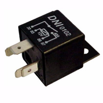 Relé Auxiliar Universal Dni0102 40a 12v 4 Pinos Dni 0102