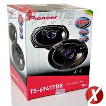 Par Alto-falante 6x9 Pioneer 6940 Ts-6940br 400w Quadriaxial