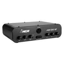 Amplificador Potência Nca Ab100 St Stereo Frete Gratis! Veja