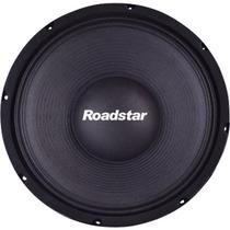 Falante Woofer 12 4 Ohms 150w Rs1214 Preto Roadstar