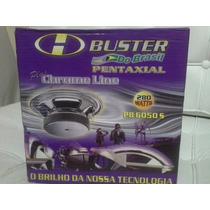 Par De Auto Falantes Pentaxial Buster Pb 6050s Novo