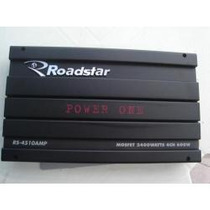 Módulo Roadstar Power One Rs-4510 Amp 2400 Watts