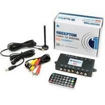 Receptpr Tv Digital(3 Saidas) Modulo Receptor Chicote Força+
