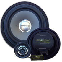 Kit 2 Vias (componente) Audiophonic Ks 6.1 6