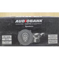 2 Alto Falantes Audiobank Pc 503 Mede 12cm Diâmetro