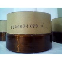 Bobina 100.00 X 4 X 70 Ed Selenium Tornado Fio De Aluminio
