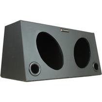 Caixa Dutada Para 2 Alto-falantes 6 X9 Premier Audio