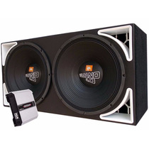 Caixa Selenium Vulcano 18 Soundigital Sd3000evo 3000rms