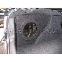 Caixa De Fibra Lateral Reforçada Volkswagem Bora (2000-2011)