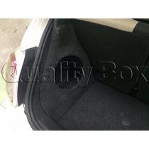 Caixa De Fibra Lateral Reforçada Fiat 500
