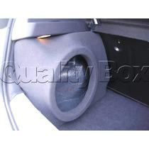 Caixa De Fibra Lateral Reforçada Corsa Hatch Novo (2002-2013