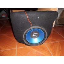 Caixa Selada P/ Celta 02 Portas Com Auto Falante Bomber