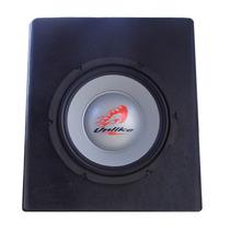 Caixa Selada Unlike 10 Pol 160w Rms (pick Up)- Vários Modelo