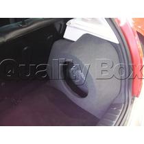 Caixa De Fibra Lateral Reforçada Citroen C3 Antigo