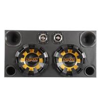 Kit Caixa Trio Completa Spyder 12 Pol 1020w Rms