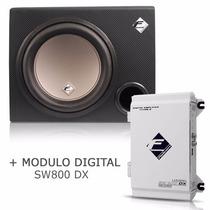 Caixa Dutada Falcon Cx12-n + Módulo Digital Falcon Sw800 Dx
