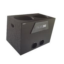 Caixa De Som P/ 2 X 12 Shocker Ultravox Terremoto Dutada Mdf