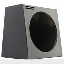Caixa Selada Para 1 Alto-falante De 12