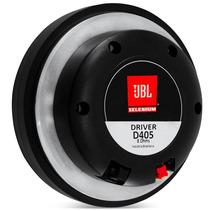 Super Driver Jbl Selenium D405 100w Rms 8 Ohms
