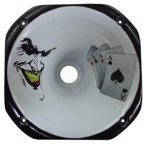 Fiamon Kit Com 4 Corneta Personalizada Grafitada Selenium