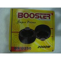 Corneta Booster Bs- D250 2000wa Aceita Reparo Da Celenium