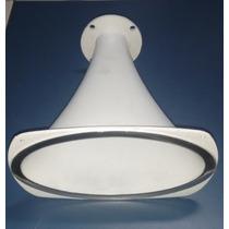 Kit C/12 Cone/corneta Alumínio Fundido Boca Oval Palhaço