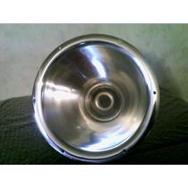 Cone Jarrão Caneco Rosca Alumínio Polído D200,d250x Etc.