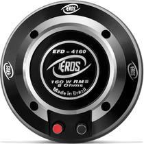 Driver Fenólico Eros Efd - 4160 160 Watts Rms 8 Ohms Jarrão