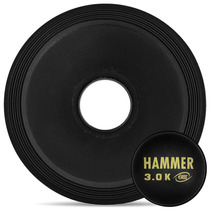 Kit Reparo Alto Falante Eros E-15 Hammer 3.0k 15 Polegadas