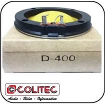 Reparo De Driver D-400 / 405 Paralelo Selenium