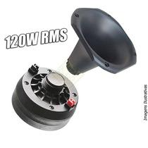 Driver Profissional Tsr 5200 120w Rms + Corneta + Capacitor
