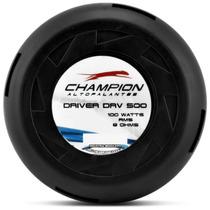Driver Profissional Champion 100w Rms 8 Ohms Fenolico