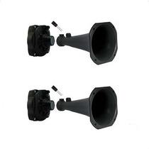 Kit Trio 2 Drivers 200w Rms + Cornetas + Capacitor Grátis