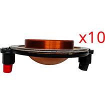 Kit Com 10 Reparos Jkl Para Driver D250x Trio Selenium