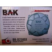 Corneta Bak Bk-2500x Replica Selenium D250x 150rms Original
