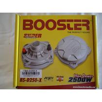 Super Drive Corneta Booster Bs-d250x 2500watts 100rms Grátis