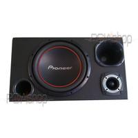 Caixa Trio Pioneer Mais Potencia E Qualidade Tsw304 S4
