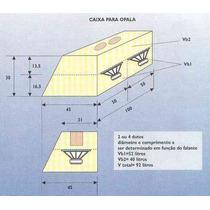 Projetos Originais De Caixas De Som + 350 Projetos