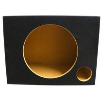 Caixa De Som Dutada P/ Alto Falante 12 Pol Mdf 40 L Preta