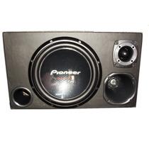Caixa Trio Pioneer Tsw310 D4/s4 Driver D250x + Twetter St200
