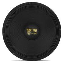 Woofer Eros 18 Polegadas 2250w 4.5k Alto Falante Target Bass
