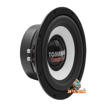 Subwoofer 15 Turbo Bass 800w Rms Tomahawk