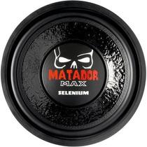 Auto Falante Subwoofer Matador 12 600w 12sw10a D4 Selenium