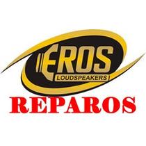 Reparo Alto Falante 12 Hammer 4.0k Eros