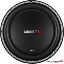 Subwoofer 12 Mb Quart Ps3-302 - 300wrms Jl Audio Hertz