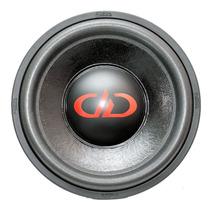 Subwoofer Digital Design Dd 9515 2000w Rms B.dupla 4 Ohms