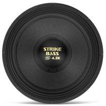 Subwoofer Eros 18 2250w Rms Strike Bass Sub-grave Medio Som