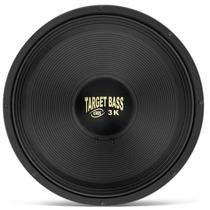 Eros 18 1500w Target Bass Falante P/ Caixa Som Euclides