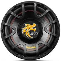 Subwoofer Bravox Bravo Bv12 S4 - 04 Ohms