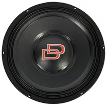 Woofer 12 Dd - Digital Designs Ddpw612 - 600 Watts Rms S4